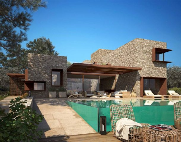 Costa Navarino Residences - Panorama Villa
