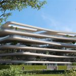 The Wave-Luxury Apartment & Maisonette Building in Glyfada Golf Area