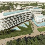 Touristic Development of Luxury Suites in Kavouri