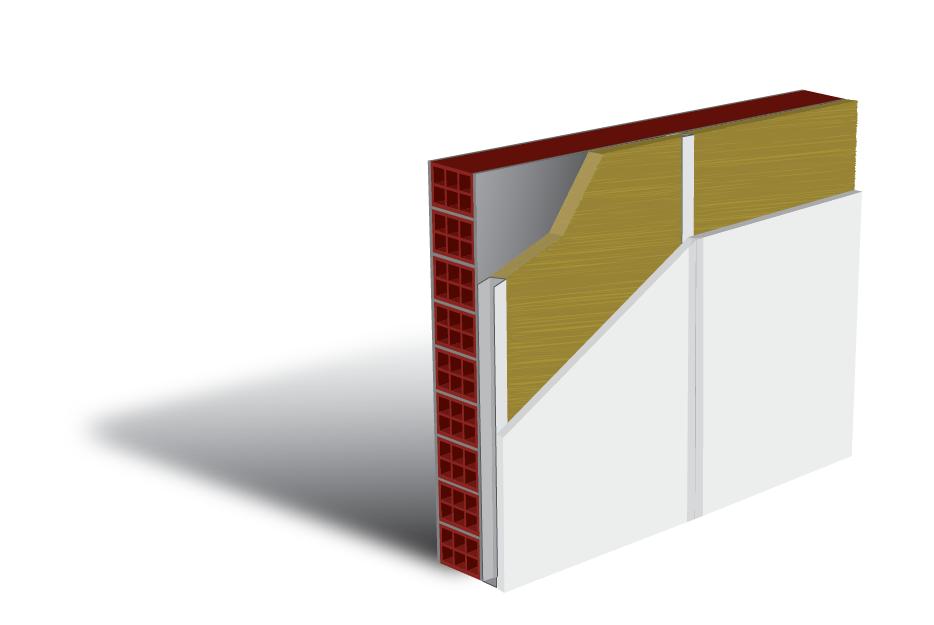Εξωτερική Θερμομόνωση ETICS - Fibran Greece | Οικοδομικές Εφαρμογές