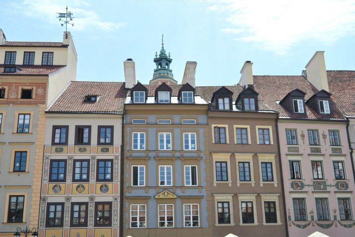 Τα παλαιά κτίρια της πόλης έχουν ειδικές απαιτήσεις